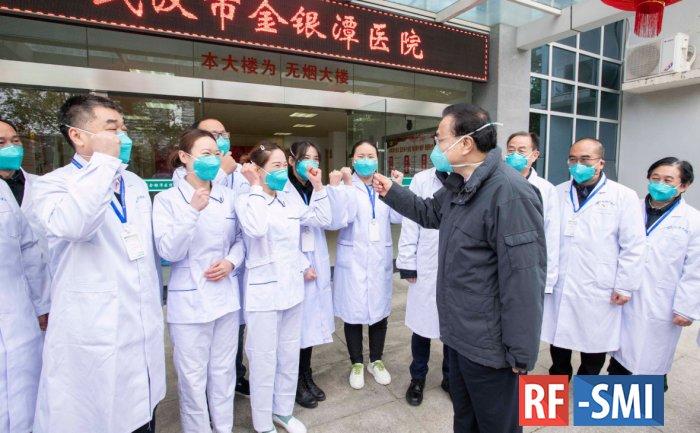 Число погибших от нового коронавируса превысило 100 человек