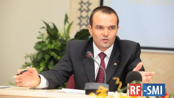 Бывший глава Чувашии Игнатьев отправлен в отставку