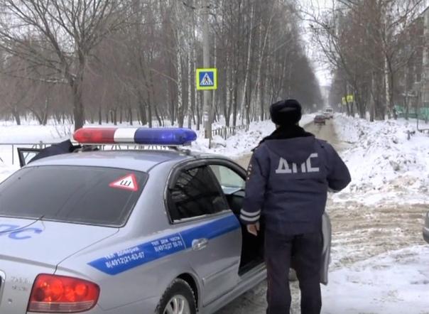 В Рязанской области  покончил с собой командир взвода ДПС