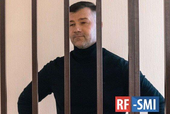 Полковник Росгвардии Сазонов получил 12 лет лишения свободы