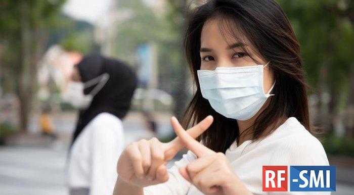Казахстан запретил вывозить медицинские маски