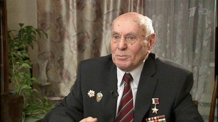 На 104-м году жизни скончался разведчик Алексей Ботян