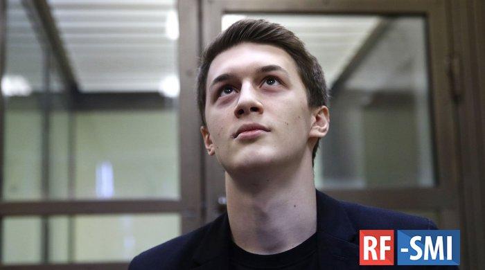 Условно осужденный Жуков боится попасть за решетку