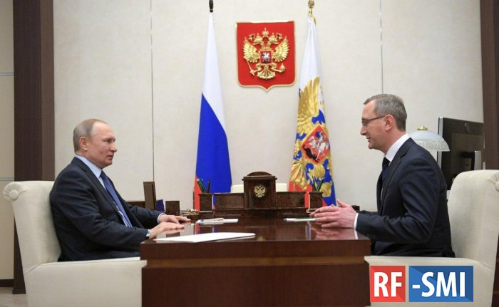 Президент России принял отставку губернатора Калужской области