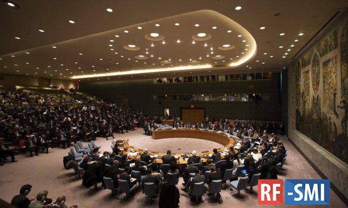 Франция признаёт, что Запад аннулировал полномочия ООН