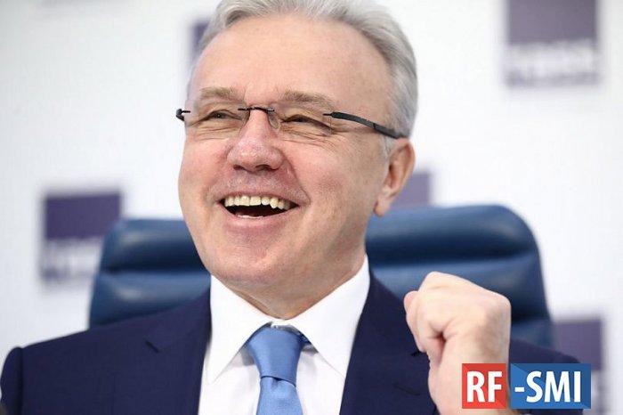 Губернатор Красноярского края рискует вылететь из кресла