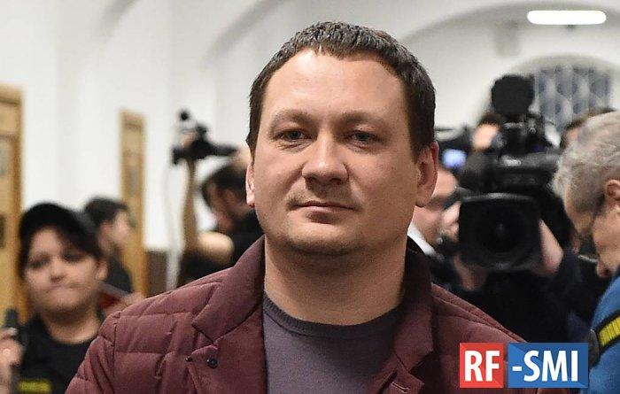 Экс-оперативник Денис Коновалов, обвиняемый по делу Голунова, признал вину