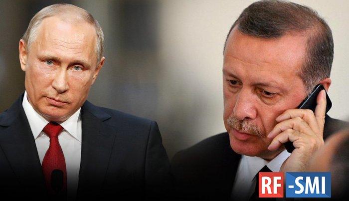 Эрдоган  мечется между Идлибом и собственными амбициями