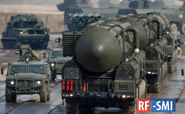 Маразм крепчает: США проводят учения на случай ядерного удара России