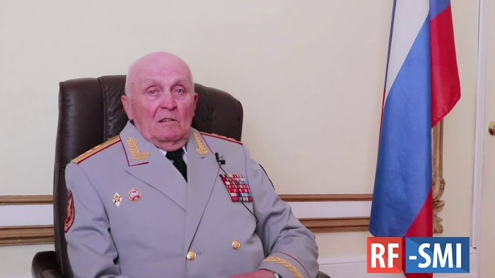 Скончался первый командующий внутренними войсками МВД генерал Саввин