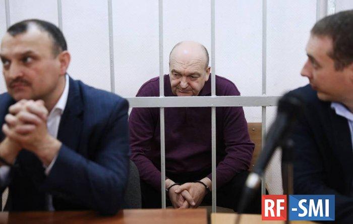 Прокуратура обжаловала УДО экс-главы ФСИН Реймера