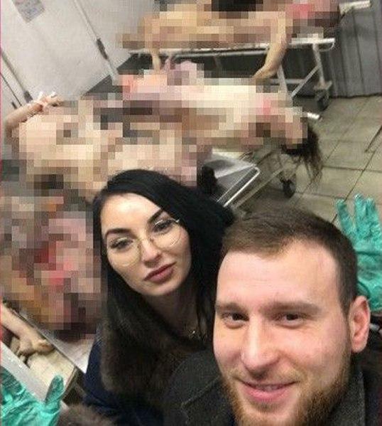 За фотосессию в морге пострадало все руководство УВД по СЗАО