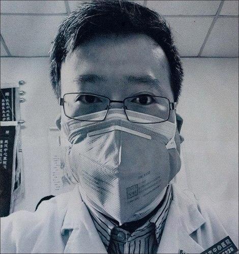 Китай извинился за действия полиции в отношении первооткрывателя коронавируса