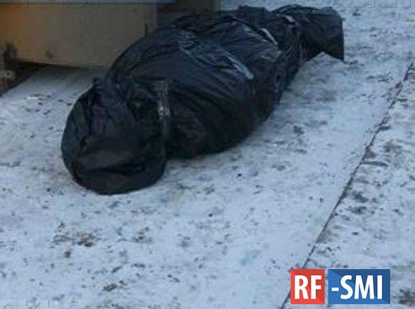 Тело умершего от коронавируса на Украине оставили у больницы в мешке