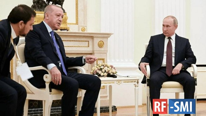 Эрдоган поставил Москве новый ультиматум по Сирии