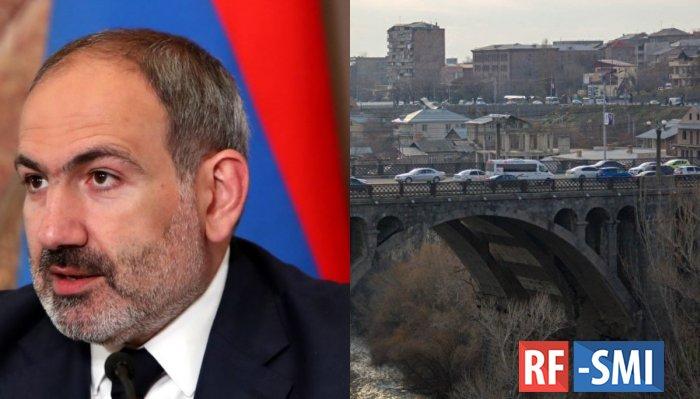 Никол Пашинян предотвратил попытку самоубийства гражданина