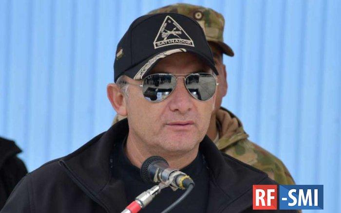 Президент Боливии подписала указ об отставке министра обороны