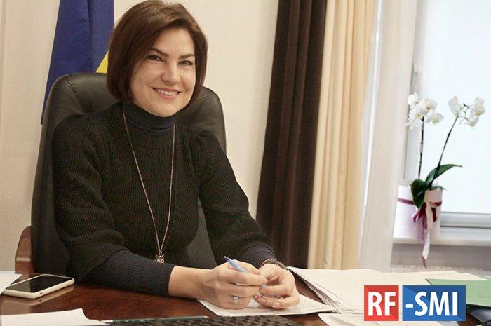 Ирина Венедиктова стала Генеральном прокурором Украины