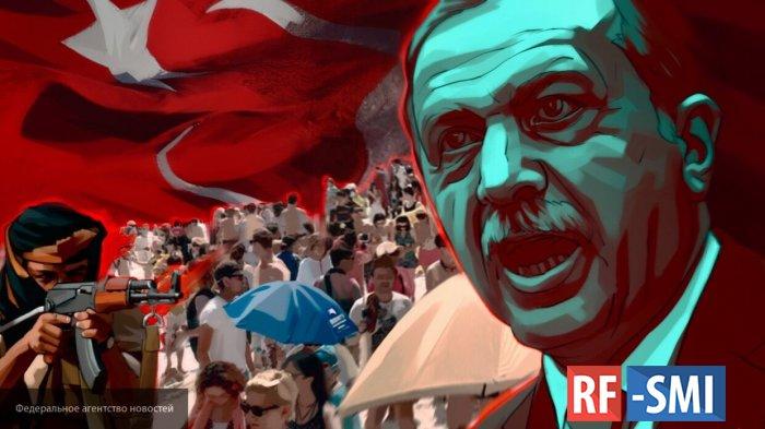 Промпроизводство Турции в апреле сократилось на 31 процент, турпоток на 99 процентов