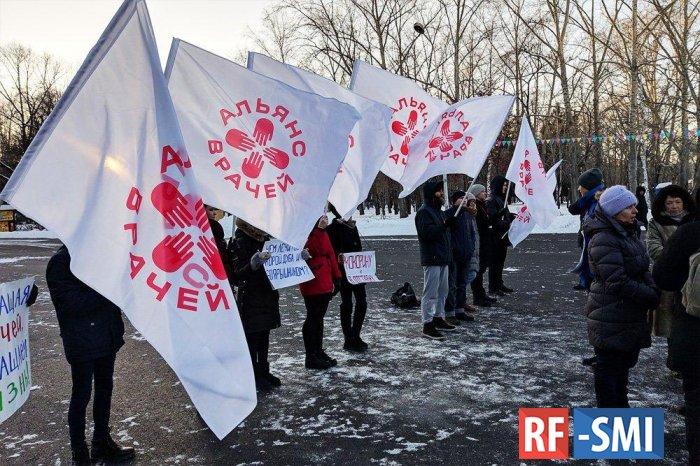 Альянс врачей» Алексея Навального точно знает, как победить коронавирус