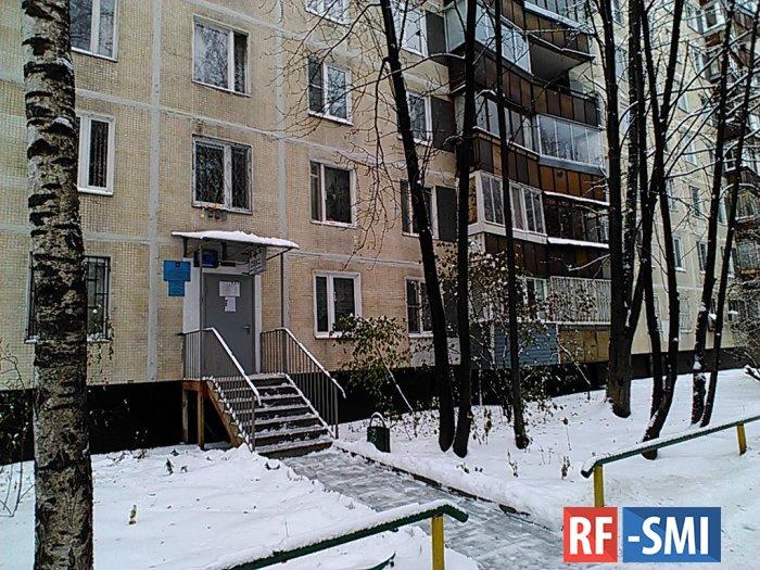 В помещении участкового пункта №17 полиции Москвы нашли героин