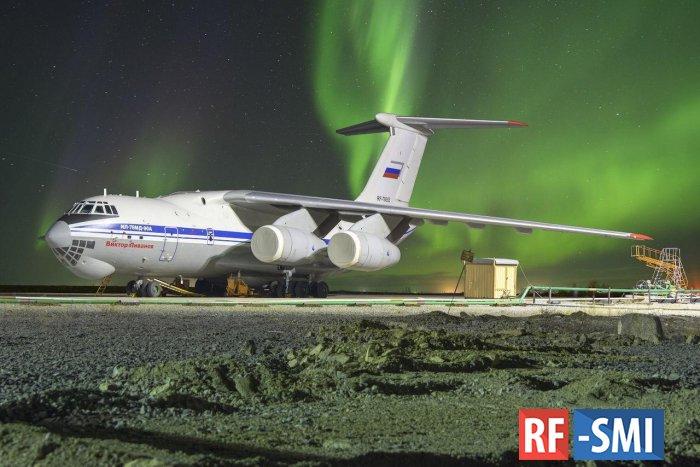 Авиагруппировка для помощи Италии сосредоточена на Чкаловском аэродроме