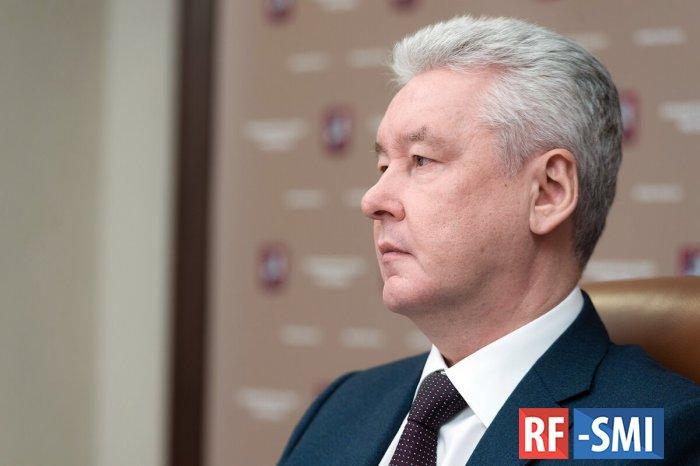 Обращение С. Собянина к старшему поколению.
