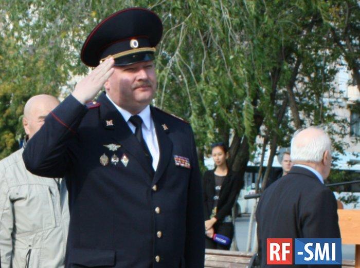 Чекисты задержали замначальника УМВД Курганской области