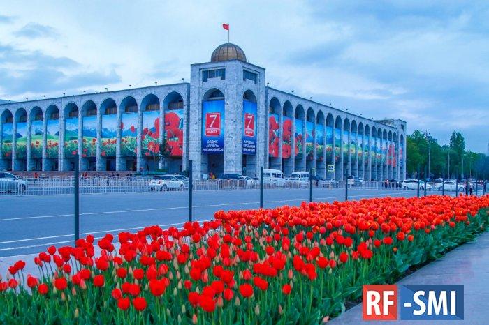 В Бишкеке из-за коронавируса вводят комендантский час