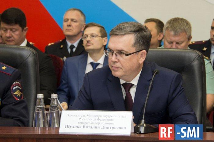 Уточнение по карантинным мероприятиям в высших эшелонах МВД России