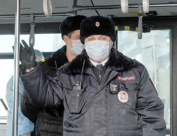 Подозрение на коронавирус в полиции Иркутска