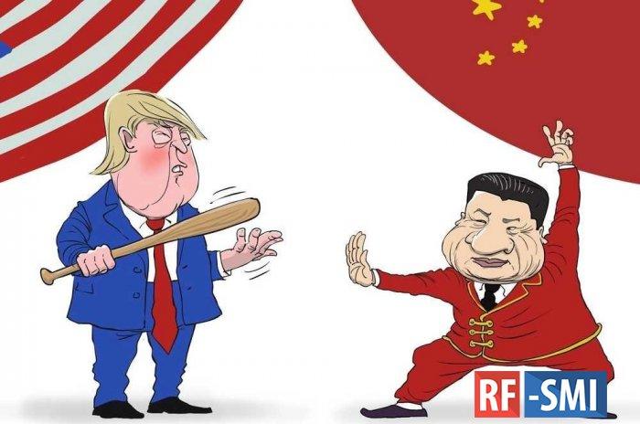 США: убытки от коронавируса нам компенсирует Китай
