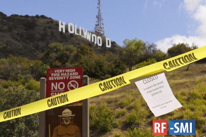 В Лос-Анджелесе коронавирус косит ряды силовиков