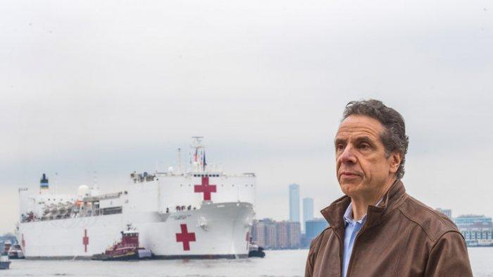 В штате Нью-Йорк коронавирусом заболели более 66 тысяч человек
