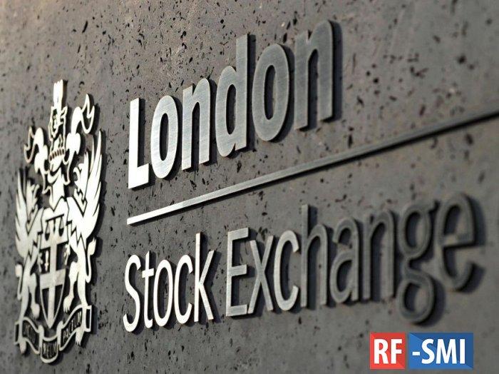 Бумаги компаний РФ закрыли торги в Лондоне ростом на 2-11%