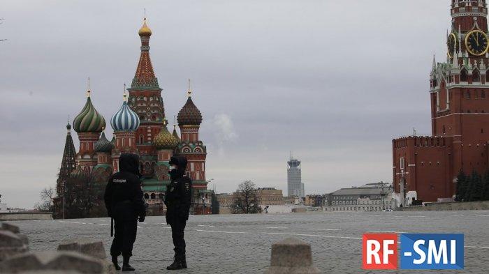 """Индекс самоизоляции в Москве к вечеру вторника вырос до 3,5 по данным """"Яндекса"""""""