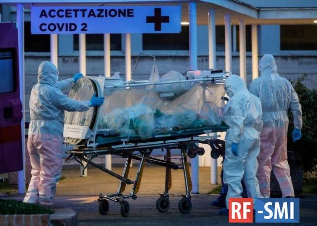Число новых зараженных коронавирусом в Германии 6156 за сутки