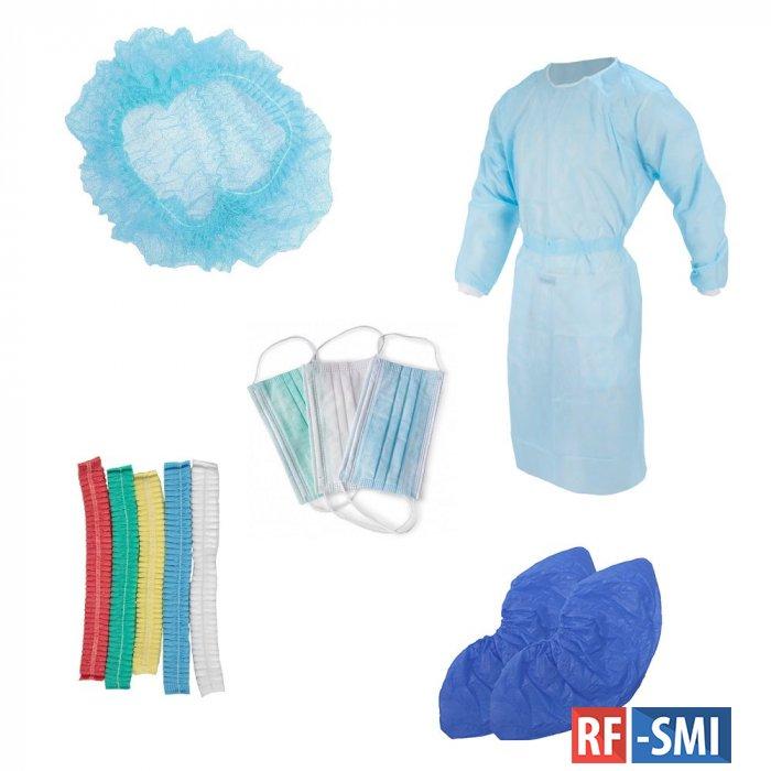 В США не хватает масок, перчаток, халатов и другого медоснащения для борьбы с коронавирусом