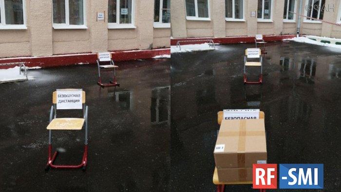 Школьный обед на дом: московских детей поддерживают на карантине