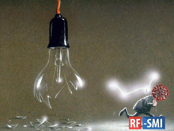 Потребление электроэнергии в Подмосковье сократилось на 5%