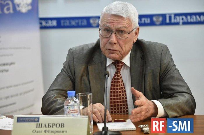 Олег Шабров. Эпидемия либо рукотворная, либо пришлась очень кстати