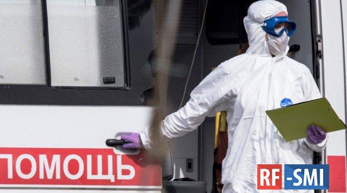 Число заразившихся коронавирусом в России превысило 10 тысяч