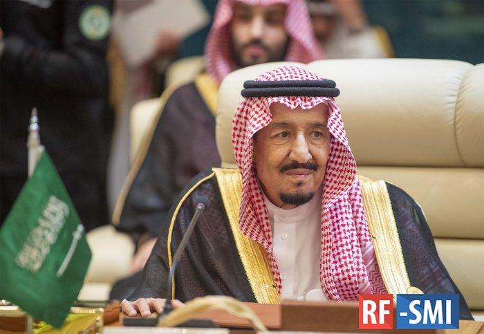 В. Путин, Д. Трамп и король саудитов Салман провели ночные переговоры
