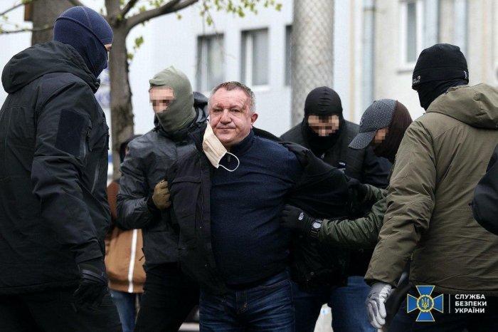 На Украине задержан генерал-майор СБУ Валерий Шайтанов