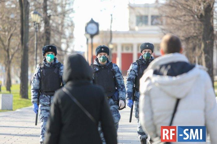 Как изменилась работа полиции в условиях коронавирусного карантина
