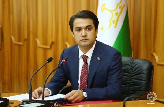 Лидер Таджикистана подготовил себе смену. Своего сына Рустама