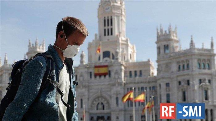 Количество жертв коронавируса в Испании превысило 20.000 человек