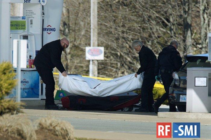 В Канаде произошло самое массовое убийство в истории страны