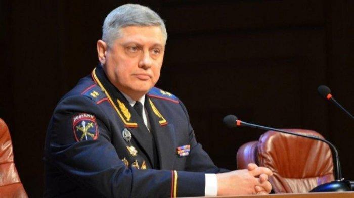 Глава новосибирского МВД  генерал Стерликов подал в отставку