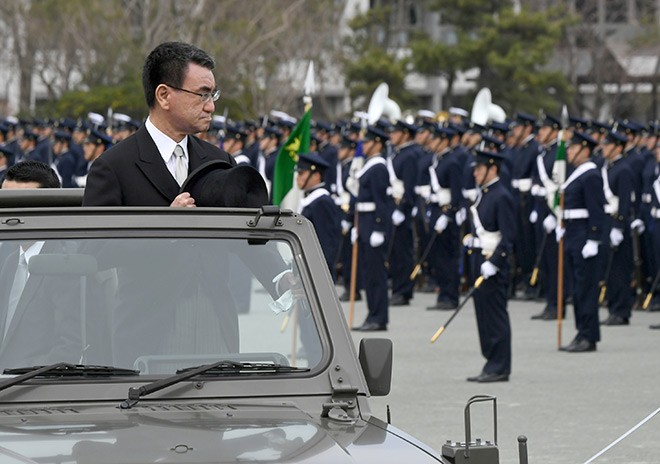 Япония подготовит свой план реагирования на НЛО
